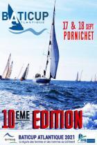 Pornichet: la 10ème édition de la Baticup Atlantique aura lieu les 17 et 18 septembre