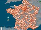 PornichetMunicipales :la Carte de France des candidats En Marche