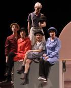 Pornichet Quai des Arts: Un spectacle à tomber le chapeau