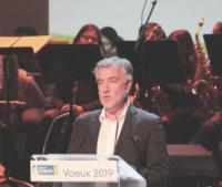 Yannick Morez maire de Saint-Brevin