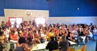 200 personnes à 'AG du 3 septembre