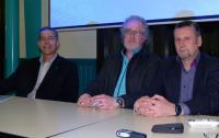 Renaud De Nellenstein, Philippe Buscaga, Thierry Deville