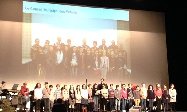 Le Conseil Municipal des jeunes de Saint-Brevin