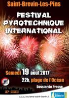Saint-Brevin : 18ème édition du Festival Protechnique International