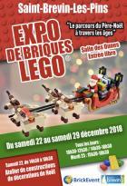 Saint-Brevin: Exposition de briques LEGOS©