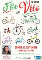 Saint-Brevin: Gérard Holz invité d'honneur de la fête du vélo