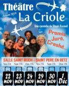 Saint-Père en Retz: Théâtre avec la compagnie «La Criole»