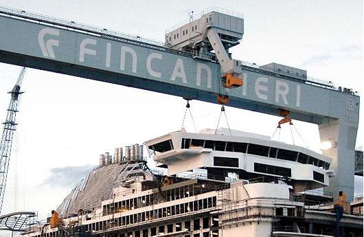 La reprise des chantiers navals accordée à Fincantieri — STX France