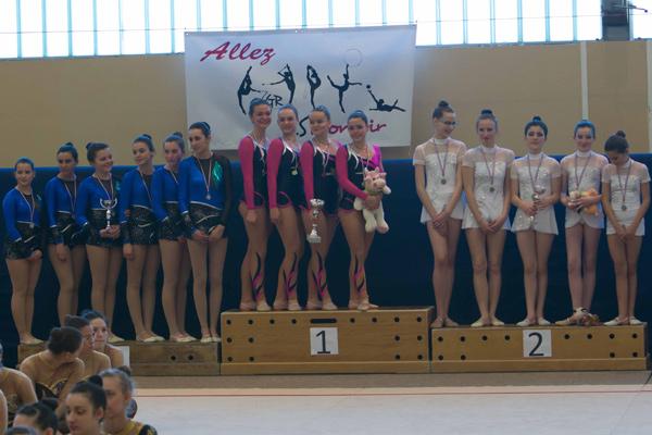 Montoir et Saint-Nazaire se distinguent en Gymnastique Rythmique ... 7000cac4f47