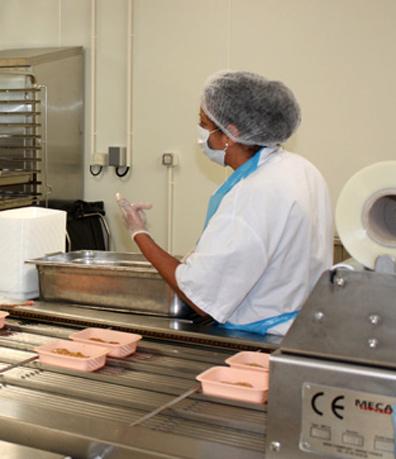 Saint nazaire pr avis de gr ve aux cuisines de l h pital for Restauration hopital emploi