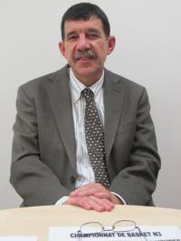Patrick Guineheuf président de l'ABCN veut qu'on lui laisse du temps.