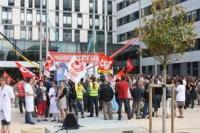 manifestation en juin 2012