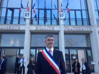 David Samzun succède à Joël Batteux à la mairie de Saint-Nazaire