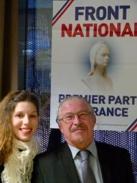 Lydia Poirier, Jean-Claude Blanchard