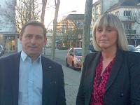 Magalie Pied et Pierre-Yves Vincent