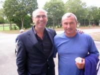 Le président Jean-Marc Guinoiseau a recruté l'entraîneur Olivier Boulesteix à la tête de l'équipe première.