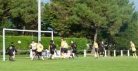Le 1er but de la Saint-Aubin contre Les Herbiers Ardelay le déroulé du match sur www.guerande-infos.net
