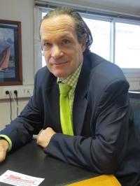 Hubert Lauriot-Prévost président de BS Vision