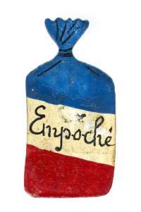 L'insigne des empochés de Saint-Nazaire