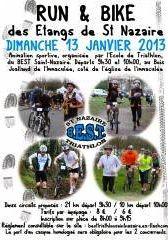 Bike and run du 13 Janvier - Best triathlon