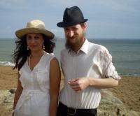 le duo Faustine Seilman et Healty Boy