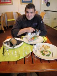 Fabrice Largeau chef du Restaurant du Casino de la Baule
