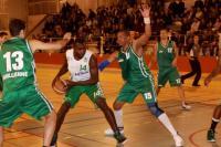 Les basketteurs nazairiens ont raté leur entame
