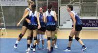 Les filles du SNVBA réalisent un bon début de championnat