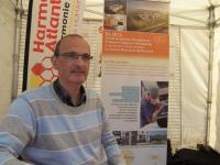 le Docteur Philippe Déguiral, cancérologue au centre Etienne Dolet à St Nazaire