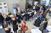 Forum des entreprises de l'IUT de Saint-Nazaire en octobre 2014