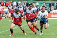 Les joueurs du Sporting Nazairien ont subi la loi de Massy, tout comme au match aller