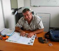 Yann Legrall se retrouve à la tête de l'entraînement