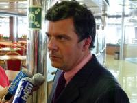 François Haugel, Directeur de la communication de la société LD Lines