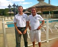 Olivier Roux et Jean-Luc Dumusoy