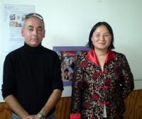 Jean-Michel Hougard et Ming Hong Hougard Chen