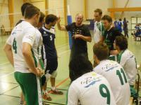 L'équipe de Franck Rabas a nettement dominé Quimper
