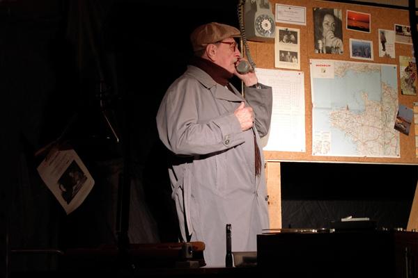 La pièce Théo part à la retraite sera jouée samedi soir à Escal'Atlantic.