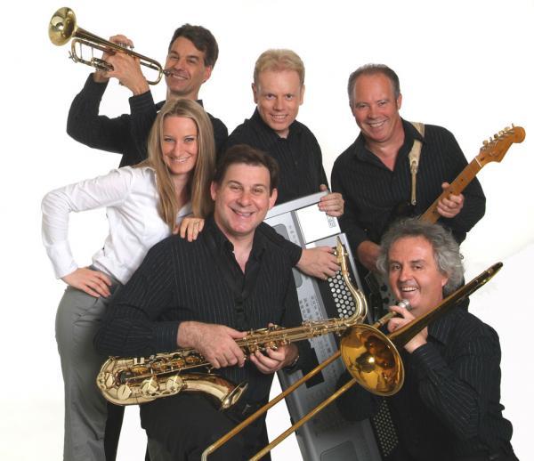 Franck Gergaud et son orchestre.