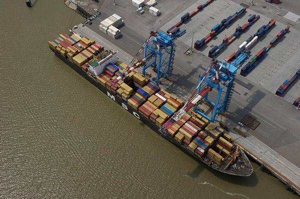 Le Grand port maritime compte sur une prochaine extension du terminal à conteneurs de Montoir pour améliorer son attractivité.