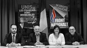 Gauthier Bouchet, Jean Claude Blanchard, Stéphanie Sutter, Philippe Bescond-Garrec
