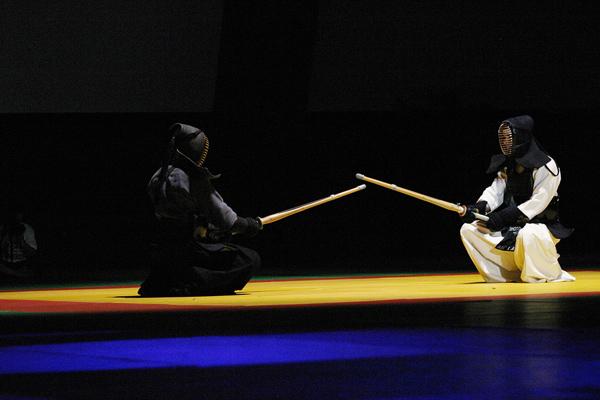 Championnat de Bretagne de  Kendo à Saint-Nazaire