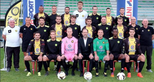Un 6e tour de Coupe de France pour Guerande Saint Aubin !