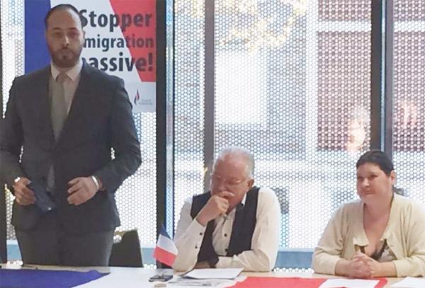 Gauthier Bouchet, Jean-Claude Blanchard,Stéphanie Sutter