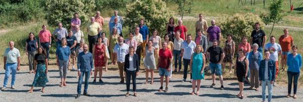 liste Ensemble Solidaires et Ecologistes