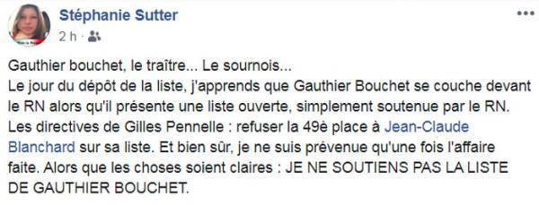 Valérie Sutter Facebook