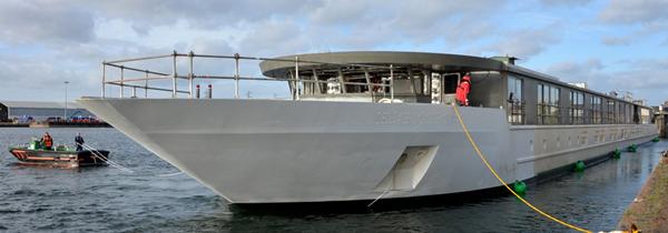 Le MS Elbe Princesse