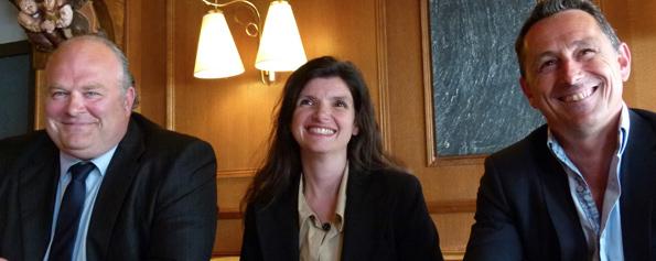 William DUVAL, Sandra VANDEUREN,Pierre-Yves VINCENT