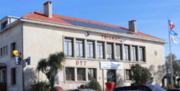 Mairie de Trignac