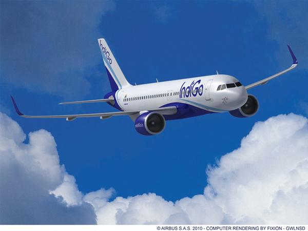 IndiGo devient l'un des clients de lancement de l'A320neo, un appareil moins gourmand en carburant.