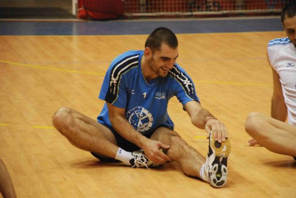 Yordanov a découvert la Ligue A samedi soir